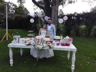 El matrimonio de Natalia y Said