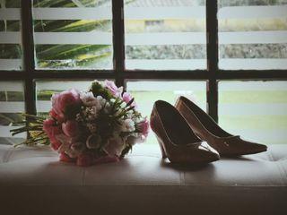 El matrimonio de Felipe y Lizeth 1