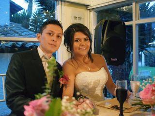 El matrimonio de Felipe y Lizeth