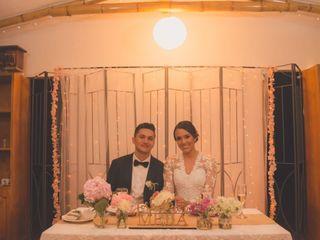 El matrimonio de Vivian y José