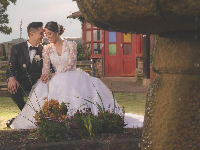 El matrimonio de José y Vivian en Sopó, Cundinamarca 2