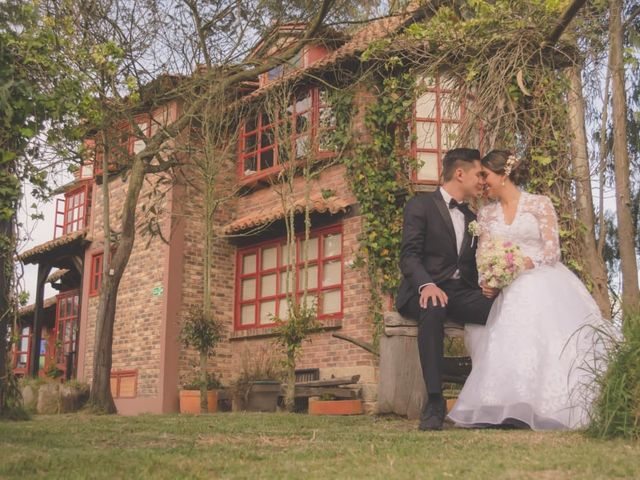 El matrimonio de José y Vivian en Sopó, Cundinamarca 7