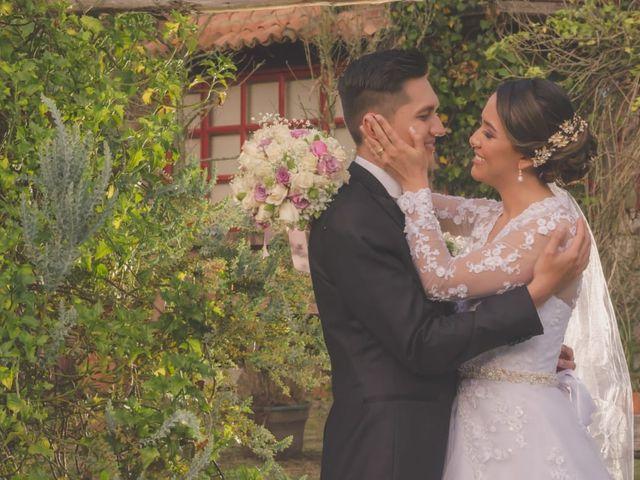 El matrimonio de José y Vivian en Sopó, Cundinamarca 8