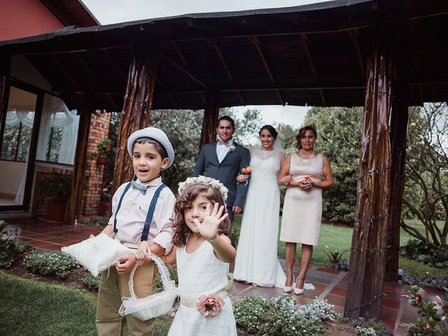 El matrimonio de Christian y Lina en Bogotá, Bogotá DC 15