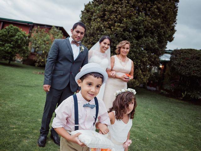 El matrimonio de Christian y Lina en Bogotá, Bogotá DC 16