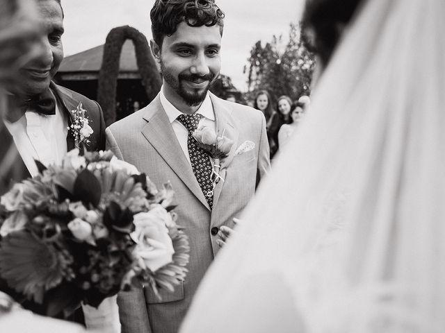 El matrimonio de Christian y Lina en Bogotá, Bogotá DC 18