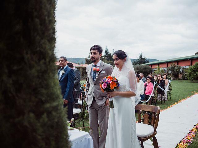 El matrimonio de Christian y Lina en Bogotá, Bogotá DC 19