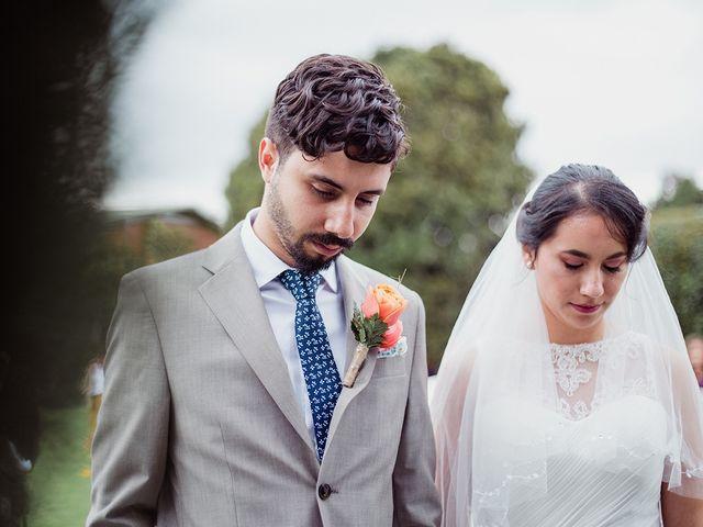 El matrimonio de Christian y Lina en Bogotá, Bogotá DC 20