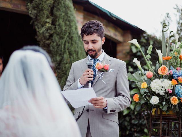 El matrimonio de Christian y Lina en Bogotá, Bogotá DC 21