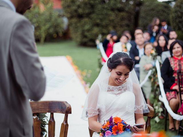 El matrimonio de Christian y Lina en Bogotá, Bogotá DC 22