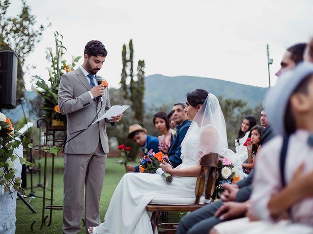 El matrimonio de Christian y Lina en Bogotá, Bogotá DC 23