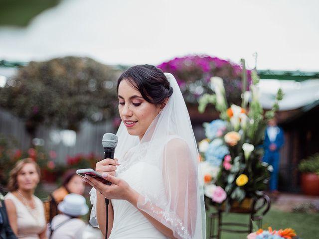El matrimonio de Christian y Lina en Bogotá, Bogotá DC 24
