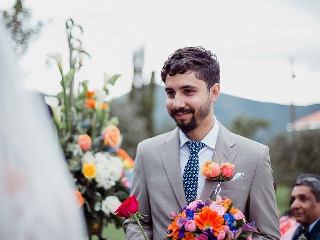 El matrimonio de Christian y Lina en Bogotá, Bogotá DC 25