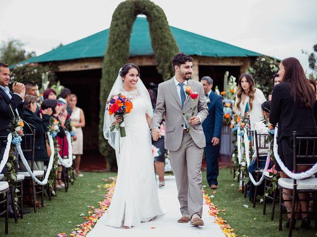 El matrimonio de Christian y Lina en Bogotá, Bogotá DC 34