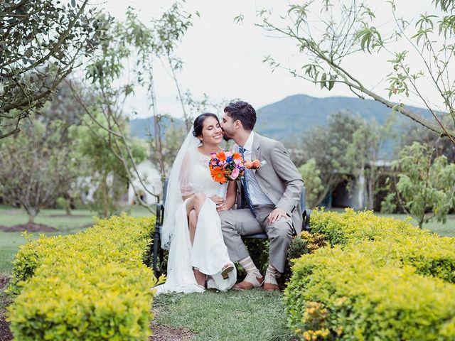 El matrimonio de Christian y Lina en Bogotá, Bogotá DC 37