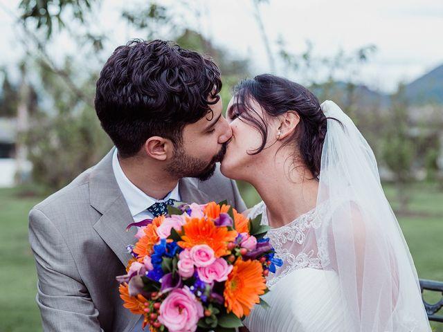 El matrimonio de Christian y Lina en Bogotá, Bogotá DC 40