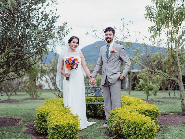 El matrimonio de Christian y Lina en Bogotá, Bogotá DC 41