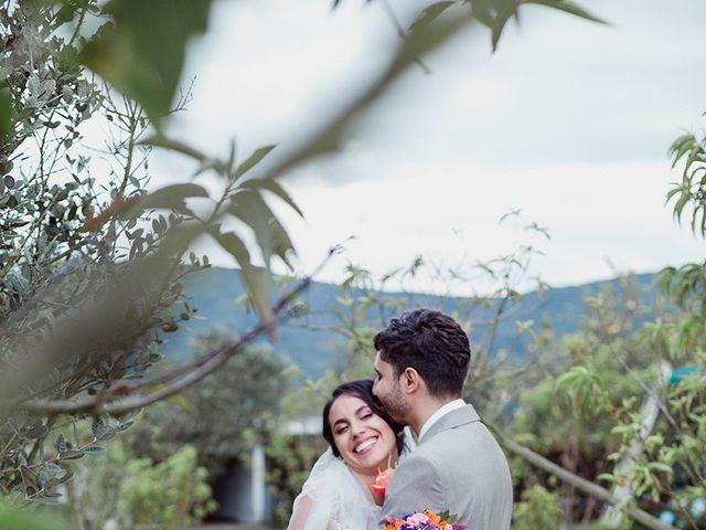 El matrimonio de Christian y Lina en Bogotá, Bogotá DC 42