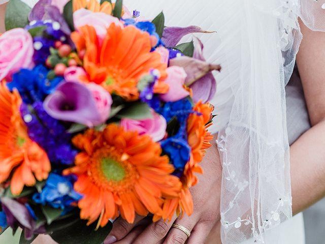 El matrimonio de Christian y Lina en Bogotá, Bogotá DC 43