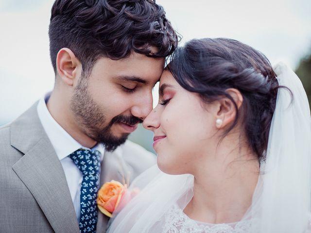 El matrimonio de Lina y Christian
