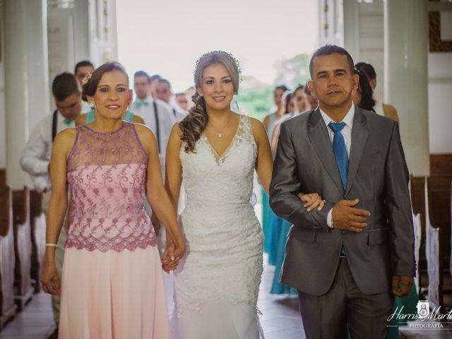 El matrimonio de Diego y Tania en Tarqui, Huila 23
