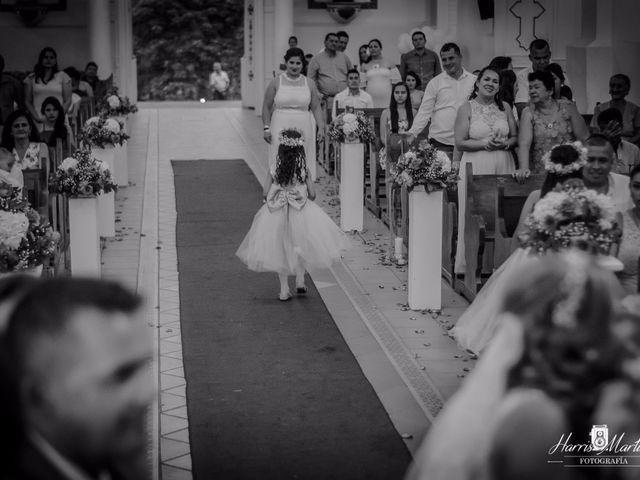 El matrimonio de Diego y Tania en Tarqui, Huila 33