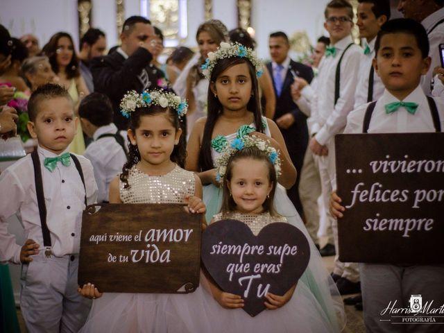 El matrimonio de Diego y Tania en Tarqui, Huila 38