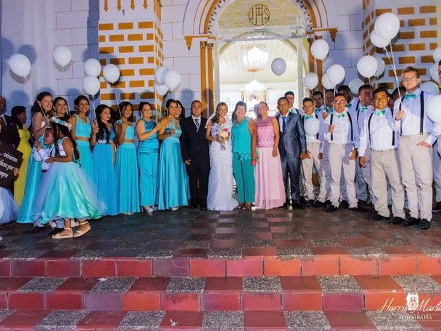 El matrimonio de Diego y Tania en Tarqui, Huila 47
