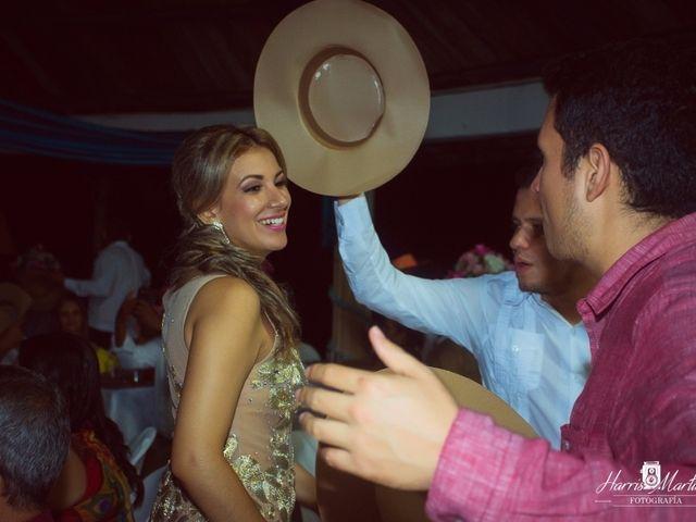 El matrimonio de Diego y Tania en Tarqui, Huila 73