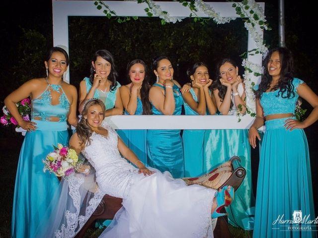 El matrimonio de Diego y Tania en Tarqui, Huila 83