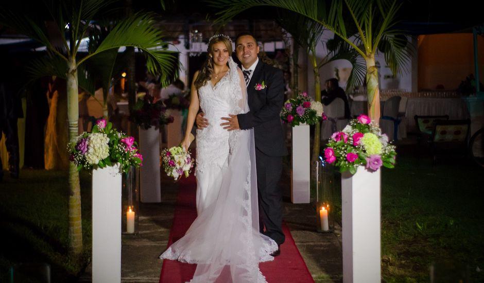 El matrimonio de Diego y Tania en Tarqui, Huila