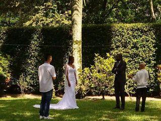 El matrimonio de Marcela y Wilman 1