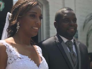 El matrimonio de Marcela y Wilman