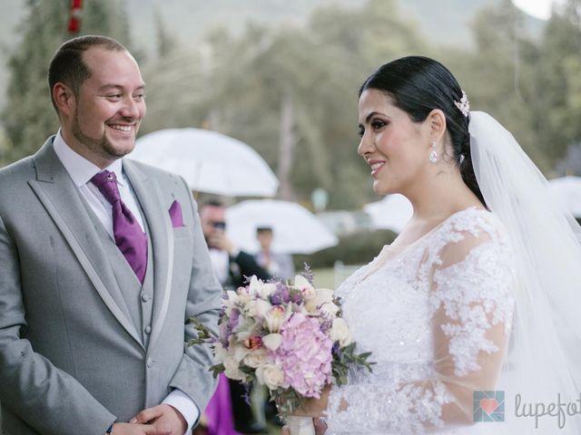 El matrimonio de David  y Ximena  en Sopó, Cundinamarca 4