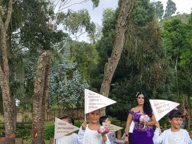 El matrimonio de David  y Ximena  en Sopó, Cundinamarca 7