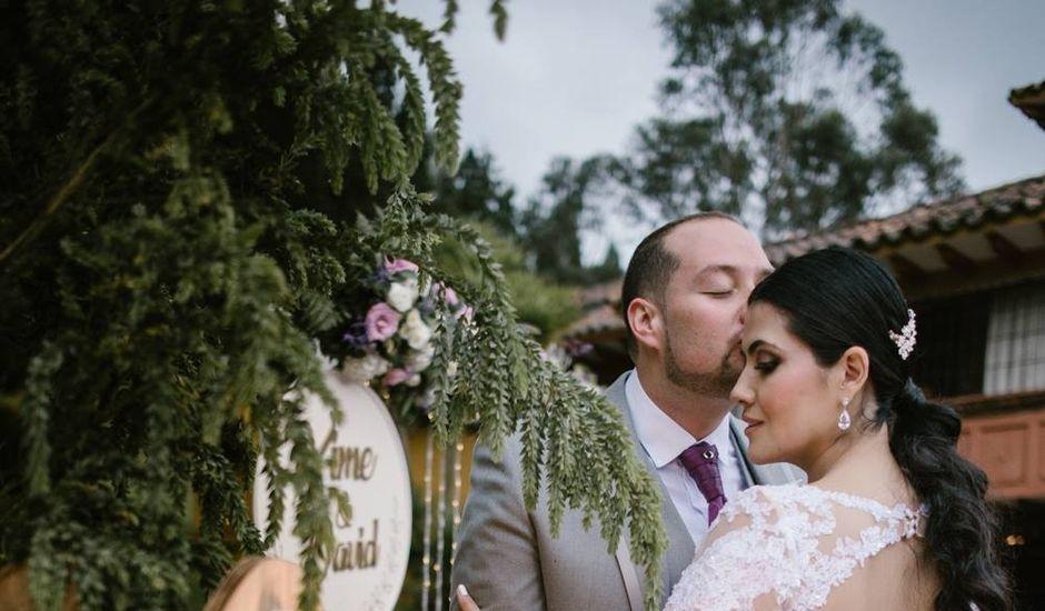 El matrimonio de David  y Ximena  en Sopó, Cundinamarca