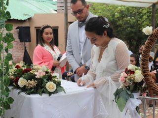 El matrimonio de Laura Daniela y Camilo Andrés