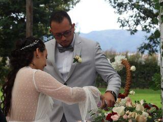 El matrimonio de Laura Daniela y Camilo Andrés 3