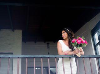 El matrimonio de Cristina y Raul 1
