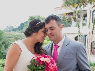 El matrimonio de Cristina y Raul