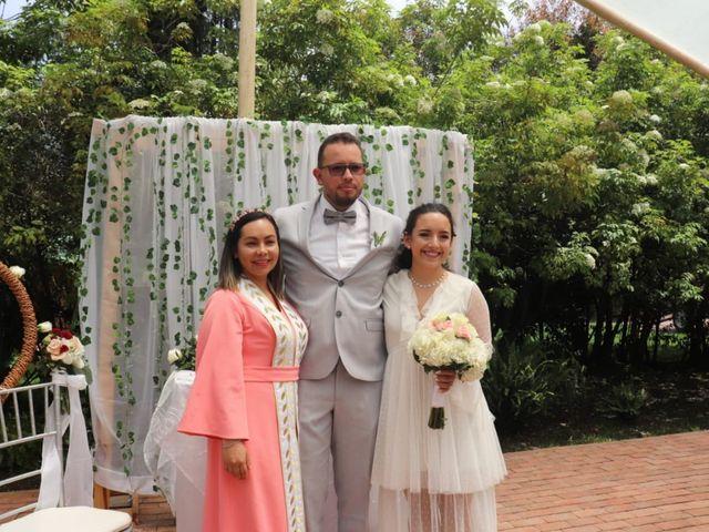 El matrimonio de Camilo Andrés y Laura Daniela en Cogua, Cundinamarca 1