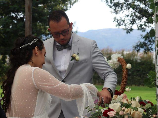El matrimonio de Camilo Andrés y Laura Daniela en Cogua, Cundinamarca 2