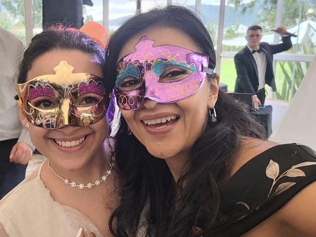 El matrimonio de Camilo Andrés y Laura Daniela en Cogua, Cundinamarca 5