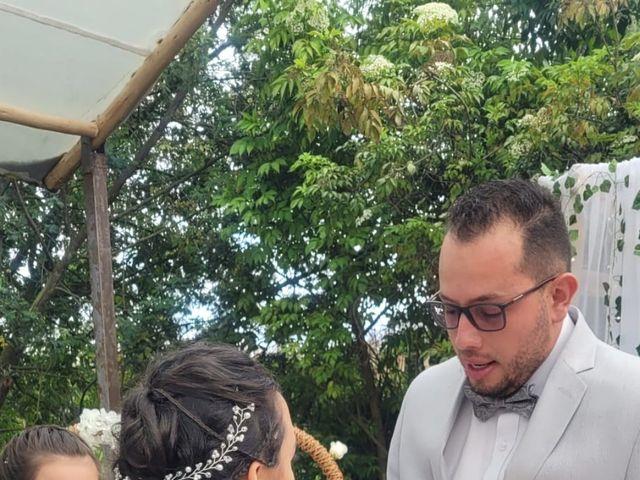 El matrimonio de Camilo Andrés y Laura Daniela en Cogua, Cundinamarca 8