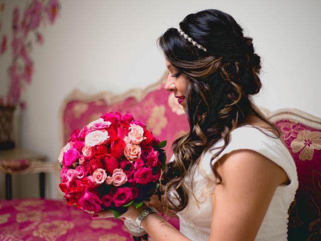 El matrimonio de Raul y Cristina en Medellín, Antioquia 1