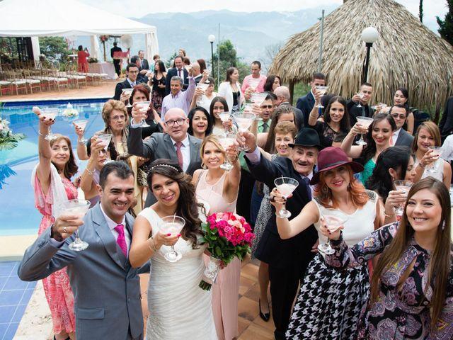 El matrimonio de Raul y Cristina en Medellín, Antioquia 26