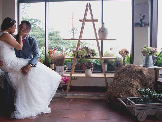 El matrimonio de Raul y Cristina en Medellín, Antioquia 32