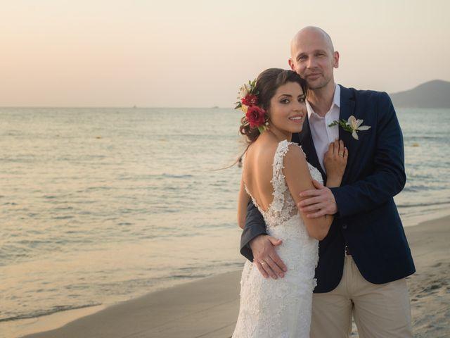 El matrimonio de Mariana y Timon