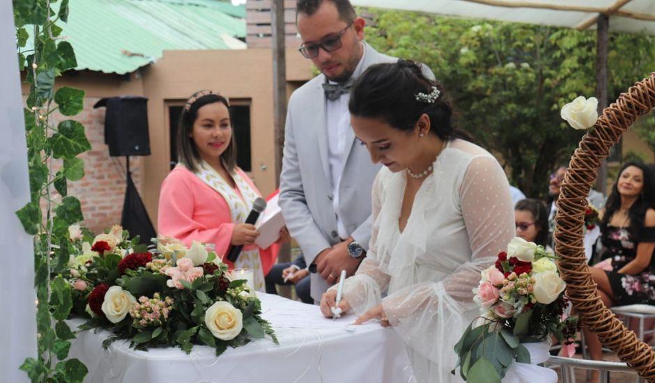 El matrimonio de Camilo Andrés y Laura Daniela en Cogua, Cundinamarca