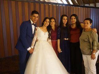 El matrimonio de Joel y Milena 1